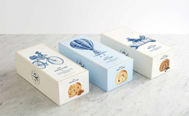 3Paris-Baguette 包装设计