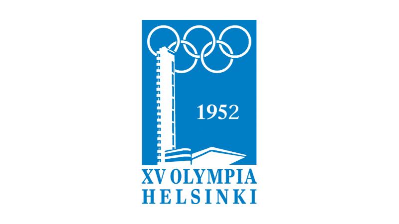 奥运会会徽 赫尔辛基