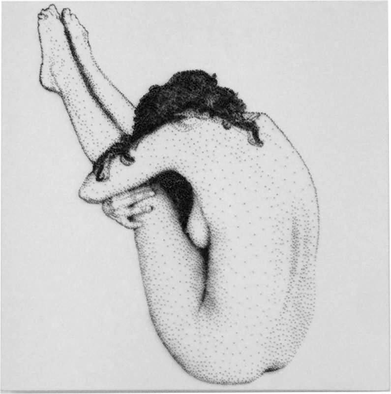 Levine 钉子雕塑 (2)