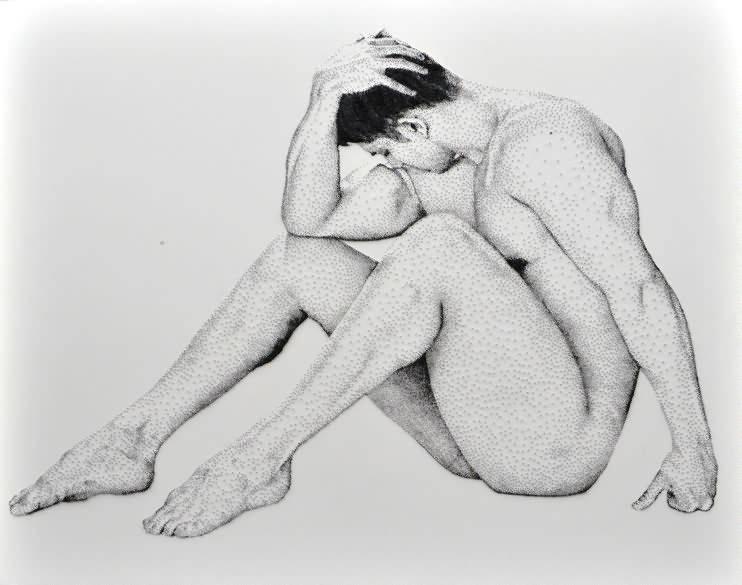 Levine 钉子雕塑 (8)