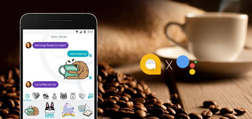 Google Allo Google Assistant Google Now