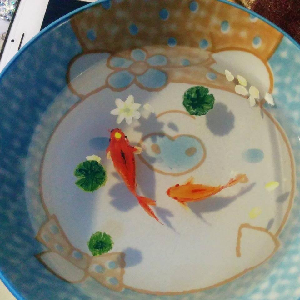 树脂金鱼 7