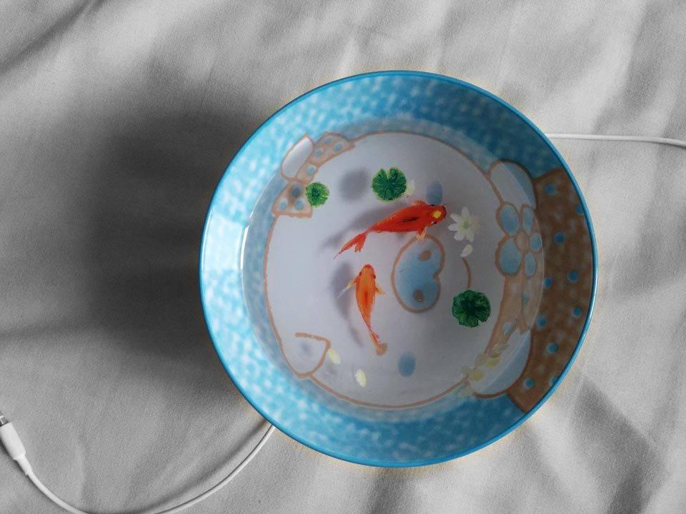 树脂金鱼 9
